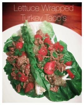 turkey taco's